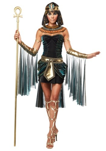 Plus Size Womens Egyptian Goddess Costume-update1