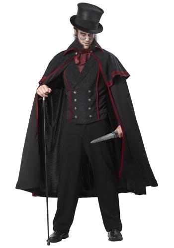 Victorian Jack the Ripper Costume