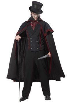 Victorian Jack the Ripper Costume