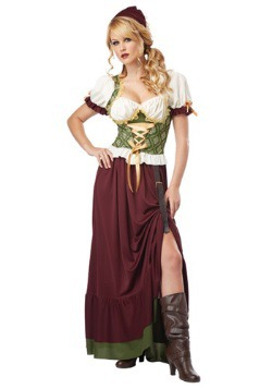 Women's Renaissance Wench Costume