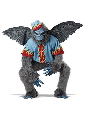 Scary Winged Monkey Men's Costume