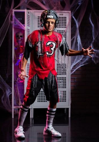Dead Zone Zombie Boy's Costume1