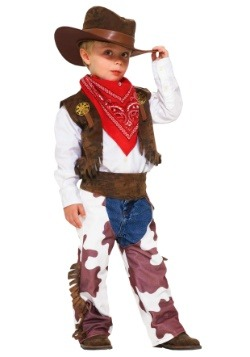 Toddler Cowboy Boys Costume