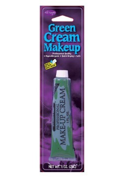 Green Professional Cream Makeup