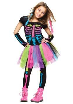 Funky Punky Bones Costume