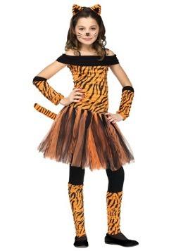 Girls Tigress Costume