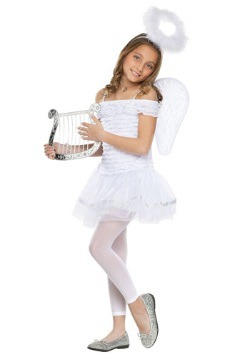 Little Angel Girls Costume