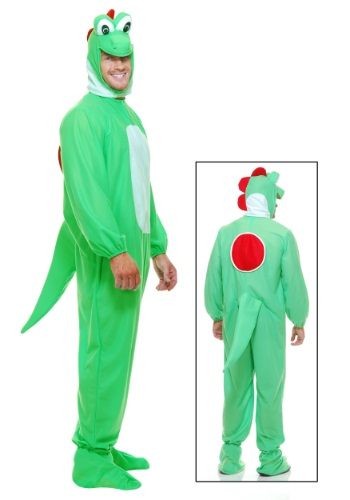 Green Dragon Adult Costume