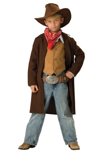 Child Rawhide Renegade Costume