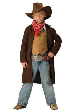 Child Rawhide Renegade Costume