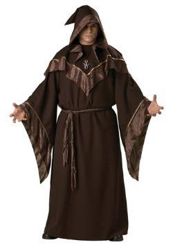 Mystic Sorcerer Plus Size Costume