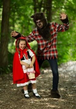 Fierce Werewolf Costume