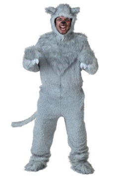 Adult Wolf Costume