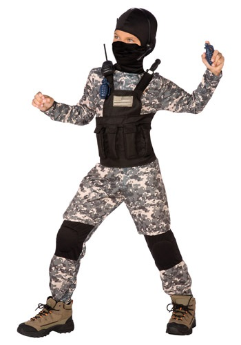 Kids Navy Seal Costume