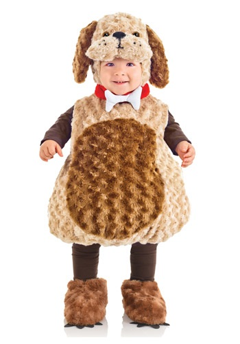 Toddler Bubble Puppy Costume