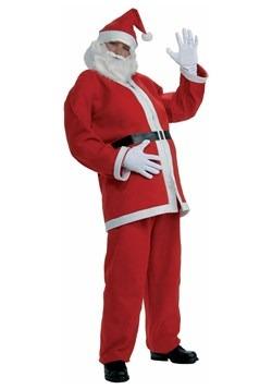 Plus Size Simply Santa Costume