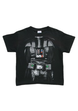 Juvy Star Wars Darth Vader Costume T-Shirt
