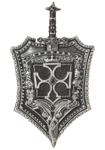 Crusader Sword and Shield