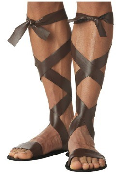 Adult Roman Warrior Sandals