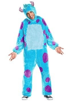 Plus Size Sully Costume
