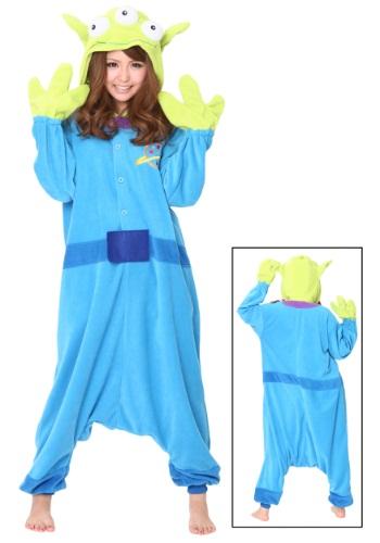Alien Pajama Costume