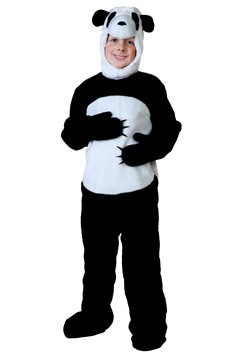 Kid Panda Costume