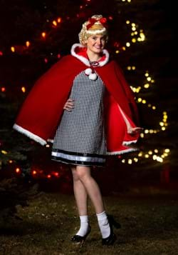 Womens Christmas Girl Costume Update