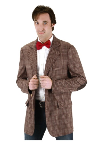 Doctor Who Men's 11th Doctor Jacket