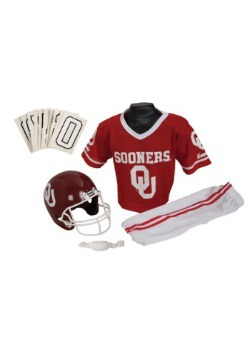 Oklahoma Sooners Child Uniform