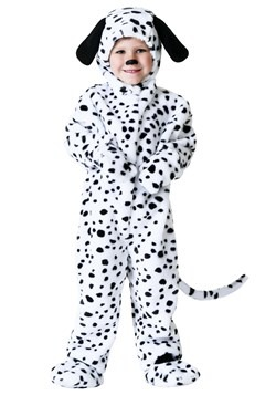 Dalmatian Dog Toddler Costume Update