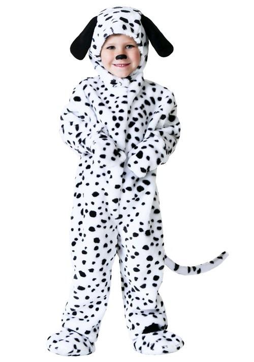 Dalmatian Dog Toddler Costume