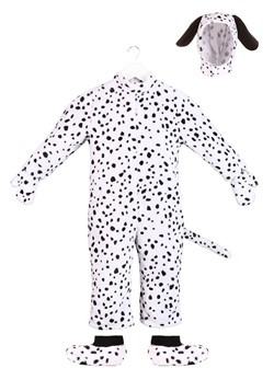 Toddler Dalmatian Costume Alt 1