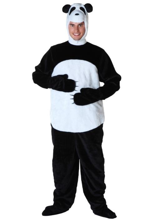 Panda Plus Size Adult Costume