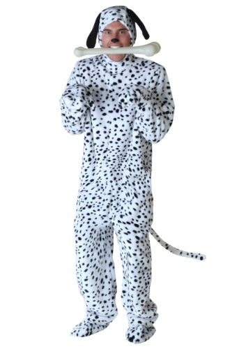 Dalmatian Plus Size Mens Costume