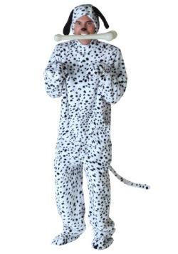 Dalmatian Plus Size Mens Costume