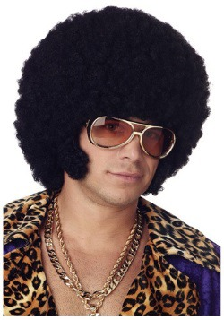 Afro Chops Wig for Adults