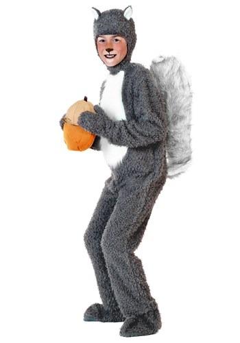 Child's Squirrel Costume