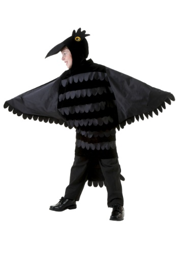 Child Crow Costume