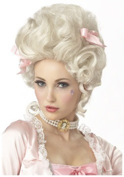 Marie Antoinette Wig For Adults
