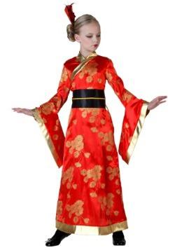 Girls Kimono Costume