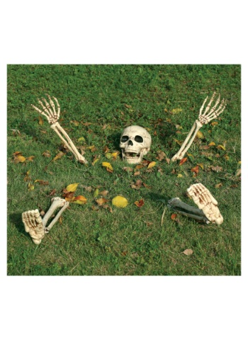 Buried Alive Skeleton 5 Piece Kit