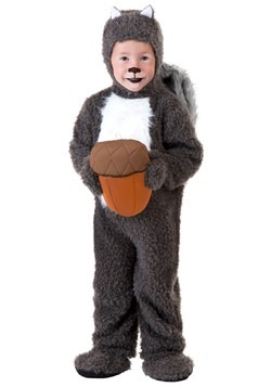 Toddler's Squirrel Costume