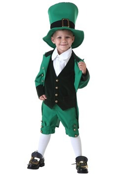 Classic Leprechaun Toddler Costume