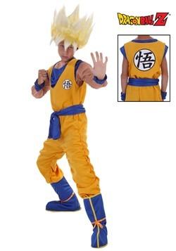 DBZ Child Super Saiyan Goku