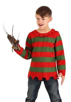 Child Nightmare on Elm Street Sweater