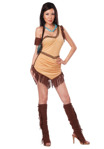 Native American Beauty Costume For Women