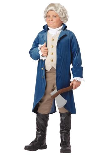 Boy's George Washington Costume
