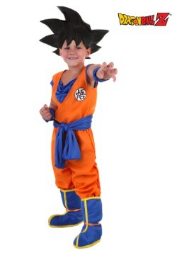 Toddlers Goku Costume