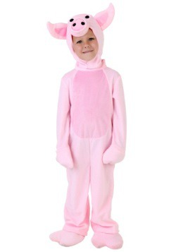 Pig Costume For Toddlers