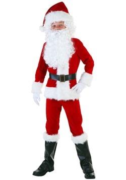 Deluxe Santa Boys Costume